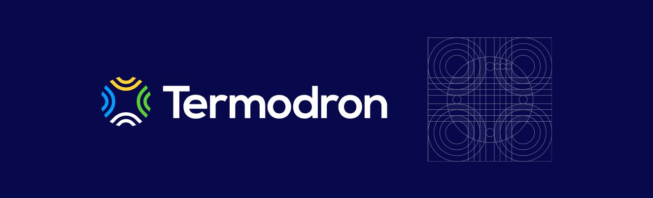 Termodron - Logo alt